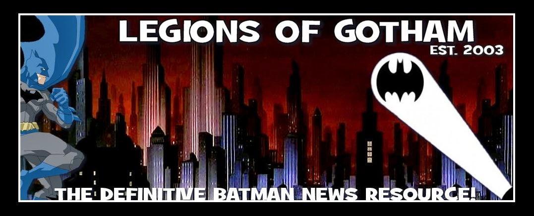 Batman News from Legions of Gotham
