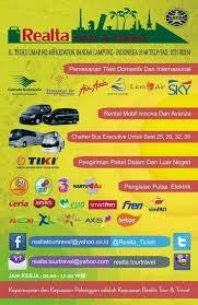 Realta Tour & Travel di Lampung