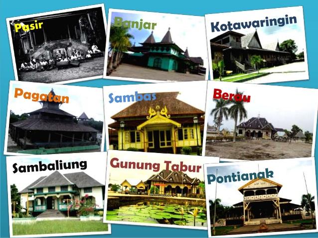 Kerajaan Islam Di Kalimantan Dan Nusantara