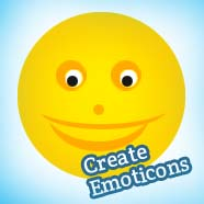 Create Custom Emoticons