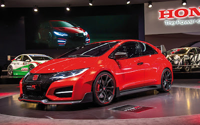 top speed civic type r 2015
