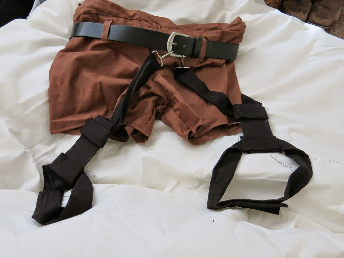 Lara Croft Tomb Raider I Cosplay Construction