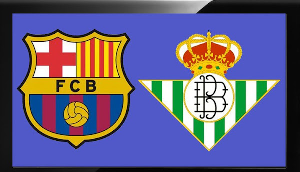FC BARCELONA VS BETIS, FUTBOL, STREAMS, VIDEOS, REPETICION, ONLINE