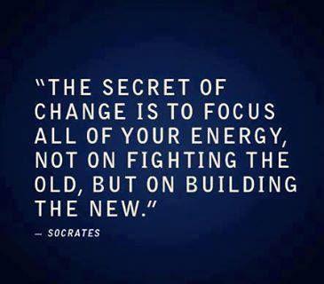 Secrets to Change, Socrates, Beliefs