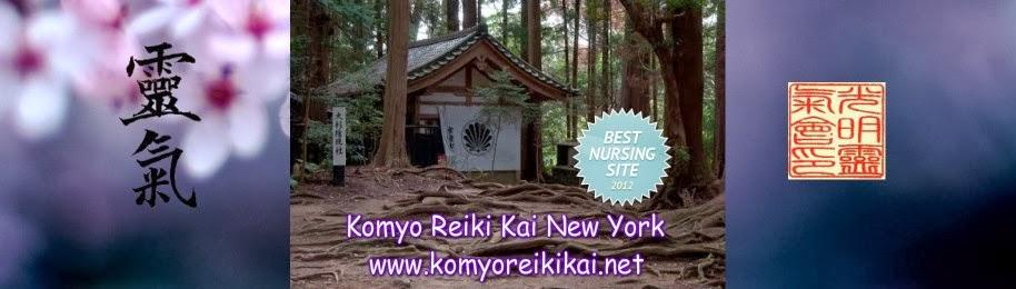 Komyo Reiki Shinpiden (Teacher) Training