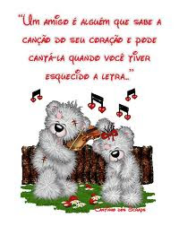 amizade e fundamental......