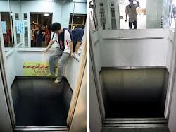 Floorless Elevator