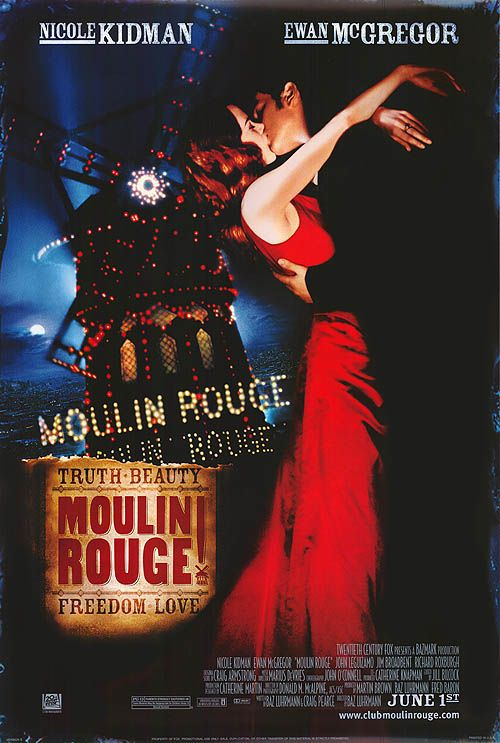 Moulin Rouge! full movie