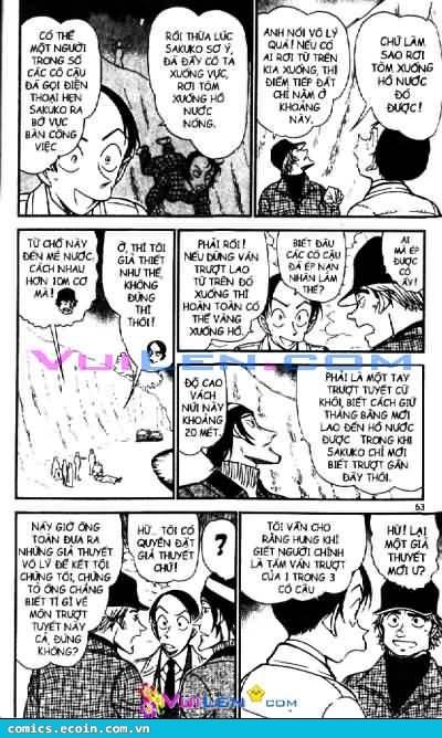 Detective Conan - Thám Tử Lừng Danh Conan chap 557 page 9 - IZTruyenTranh.com