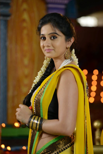 Harshika Pooncha Spicy Pics in Sal Suit Saree and Shirt Trousers from movie appudu ala ippudu ila