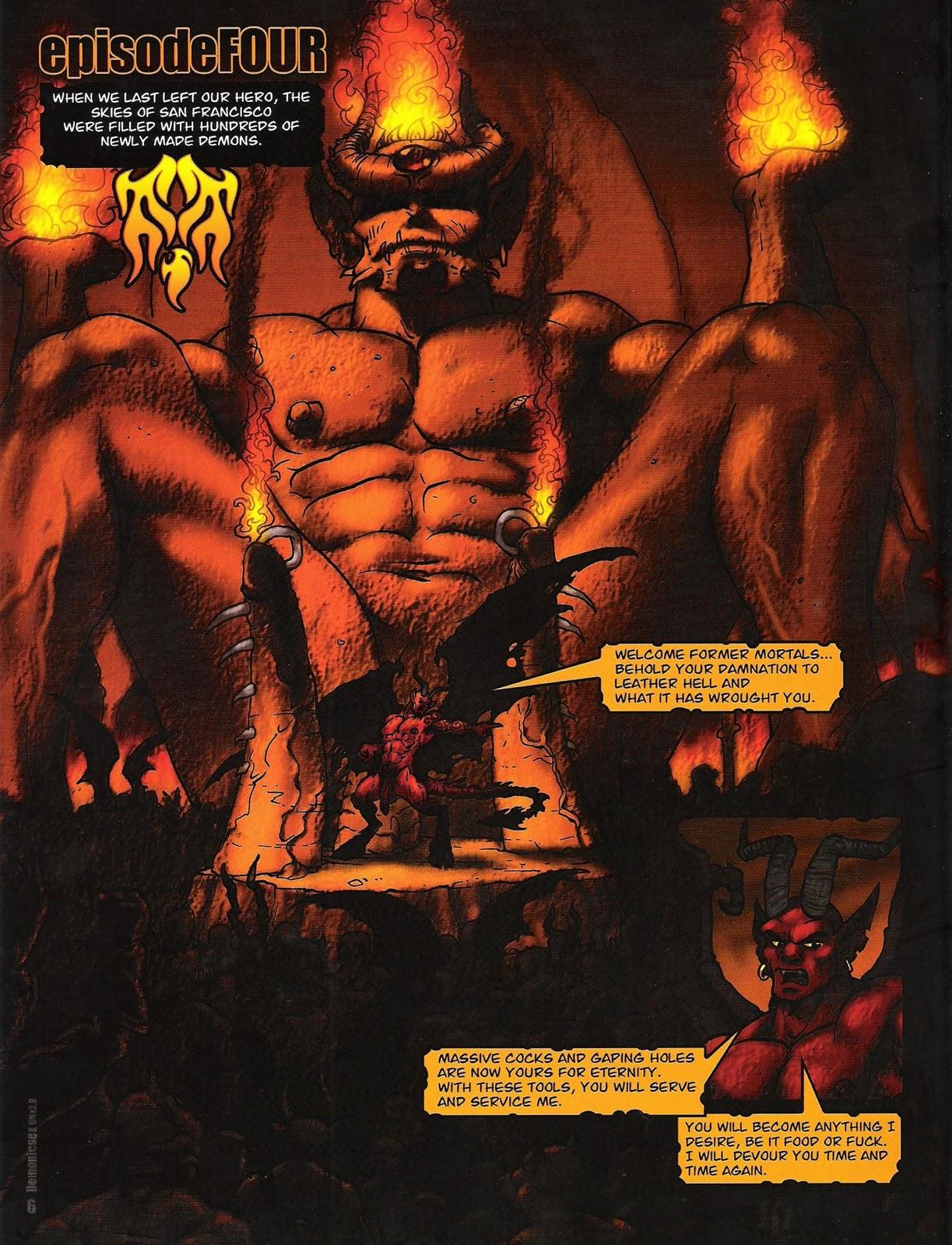 six demonic position in sex