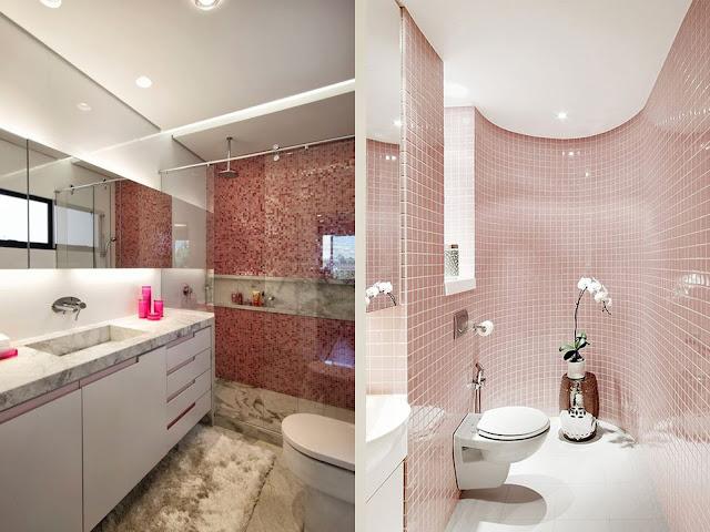 O que acharam desses banheiros?