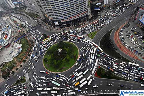 Jakarta, Peringkat 7 Kota Paling Dibenci - Kujelajahi.com