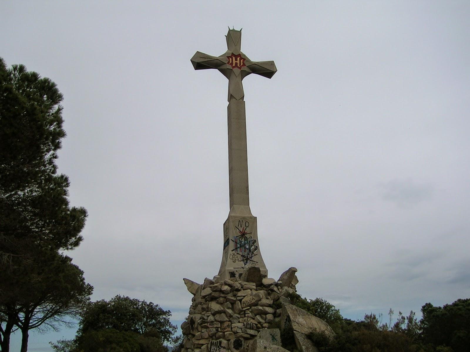Pedracastell o Creu de Canet (El repte dels 100 cims)