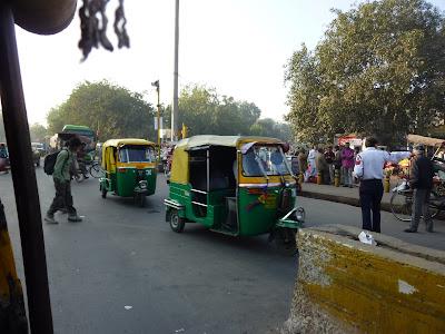 trafico-india-autorickshaw