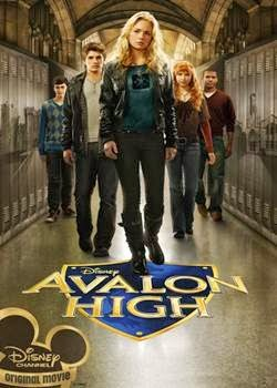 Filme Avalon High RMVB Dublado + AVI Dual Áudio + Torrent DVDRip