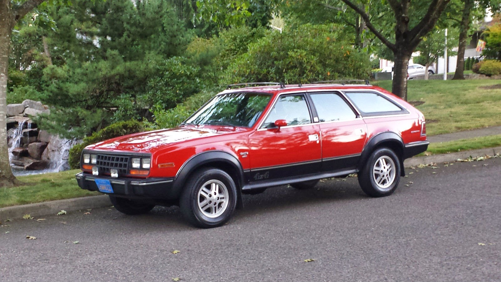 Amc Eagle Wd For Sale