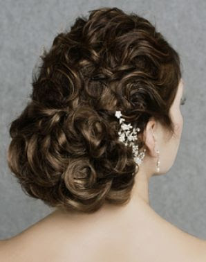 love the beauty of the soul wedding hairdo collections