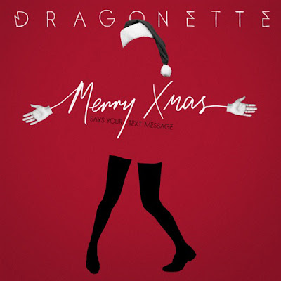 Dragonette - Merry Xmas (Says Your Text Message) Lyrics