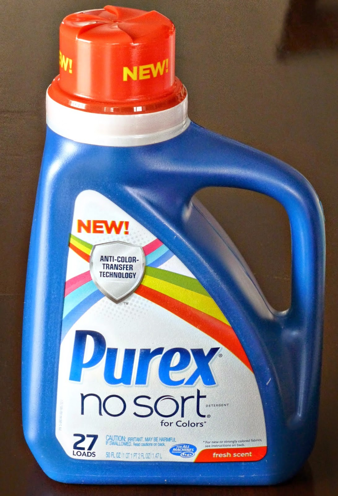 Enter to win Purex No Sort for Colors!