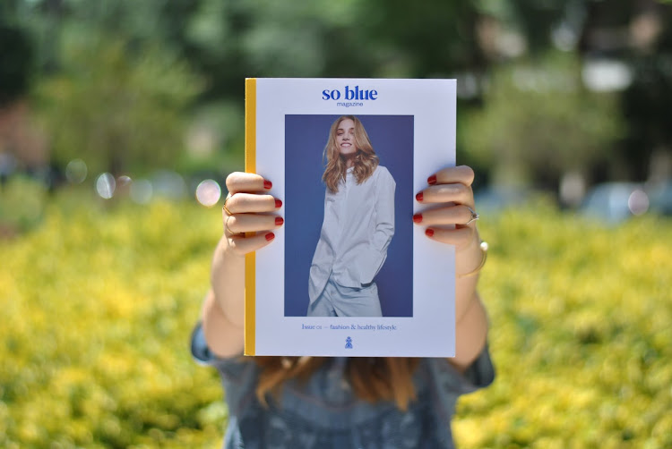 So Blue Magazine