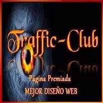 Blog Premiado con el Traffic Club al mejor diseño Web