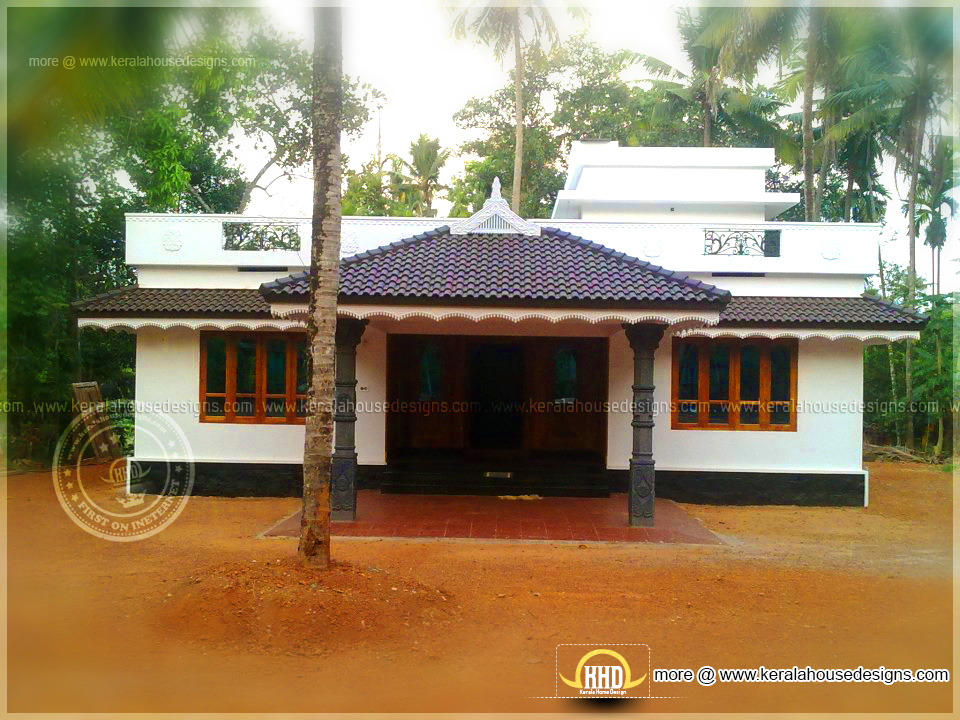 Superior Kerala Home Design 700 Sq Ft Part - 9: 1800 Square Feet Completed Home In Kerala