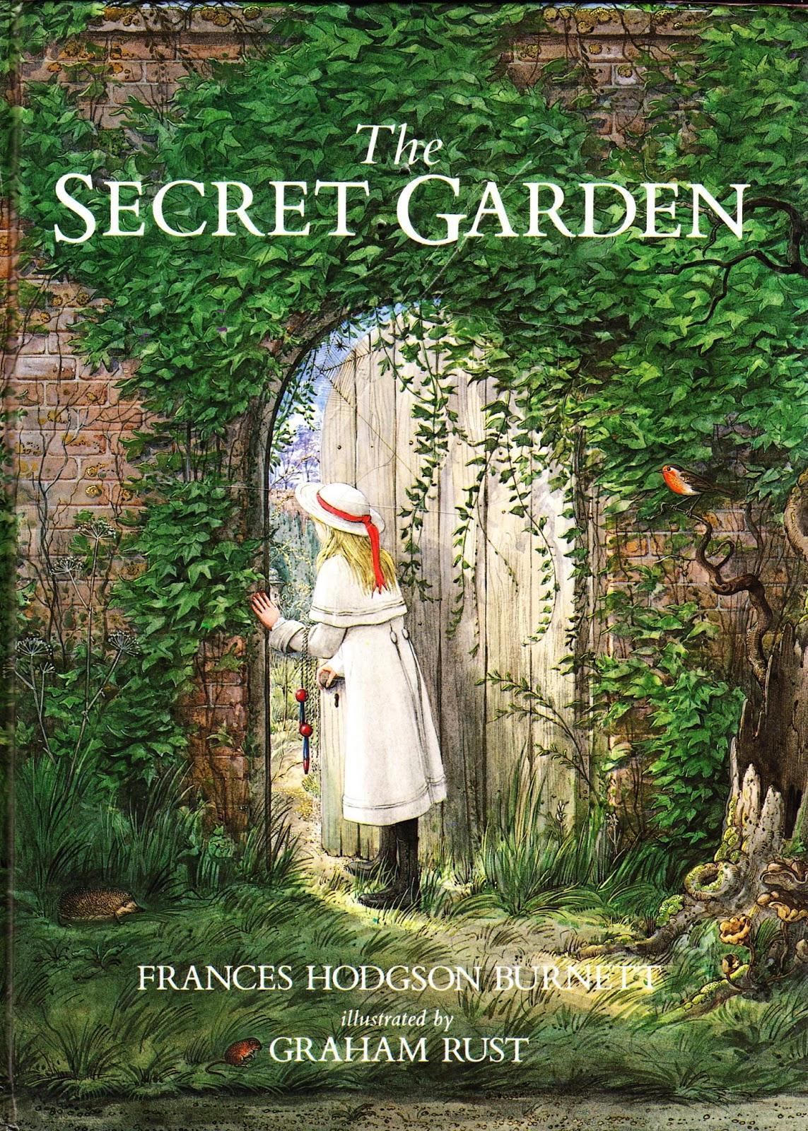 THE SECRET GARDEN BY FRANCES HODGSON BURNETT PUBLISHED 1911 AVERAGE RATING 410 331 PAGES READ NOVEMBER 17TH