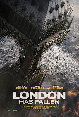 ตัวอย่างหนังใหม่ : London Has Fallen ผ่ายุทธการถล่มลอนดอน (ซับไทย)  poster