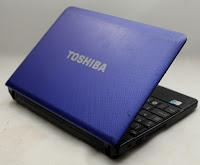 Netbook 2nd - Toshiba NB510