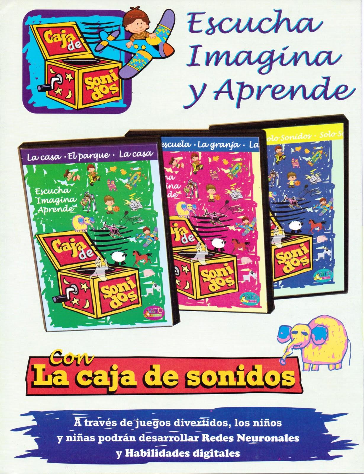 Libros dvds cd roms enciclopedias educaci n preescolar for La caja sucursales horarios