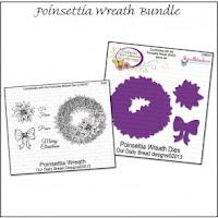 http://ourdailybreaddesigns.com/poinsettia-wreath-stamp-and-custom-dies.html