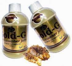 Obat Trigger Finger Herbal Jelly Gamat Gold-G