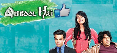 Watch online DVD Quality Video of Episode of Zee TV's Qubool Hai