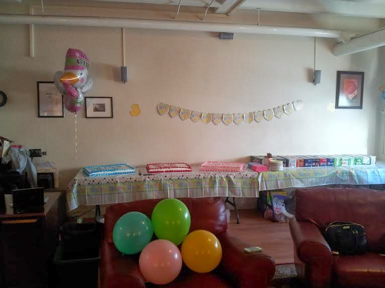 Exceptional Each Year During Lent We Host A Baby Shower To Benefit Our Place Of  Manchester. Our Place Is Run By New Hampshire Catholic Charities And They  Assist ...