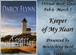 Guest Post & Giveaway: Darcy Flynn, Author of Keeper of My Heart