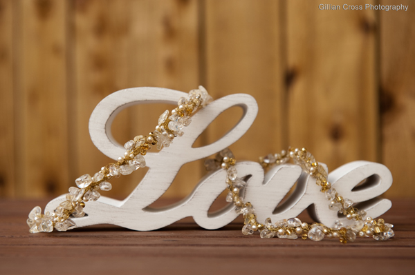 Wedding Tiara and necklace