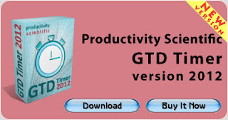 Productivity Scientific GTD Timer