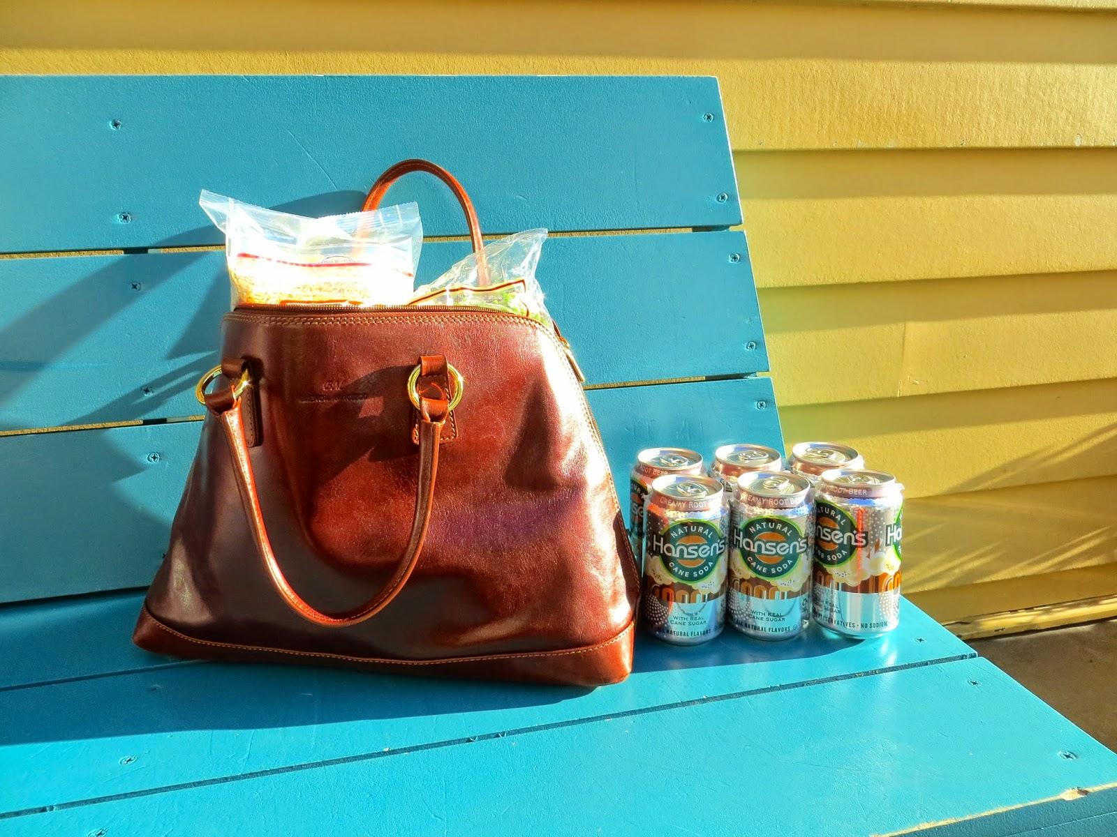 Brenda Macleod Fiona tan grocery store - Hello, Handbag