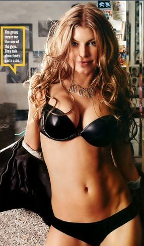 Fergie Hot