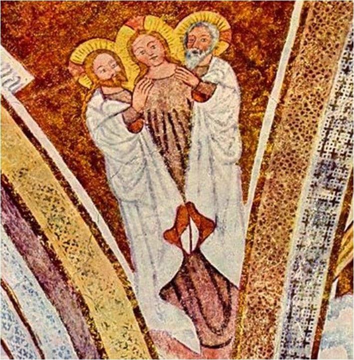 Prières à la Trinité du Père Marie Eugène de l'Enfant Jésus
