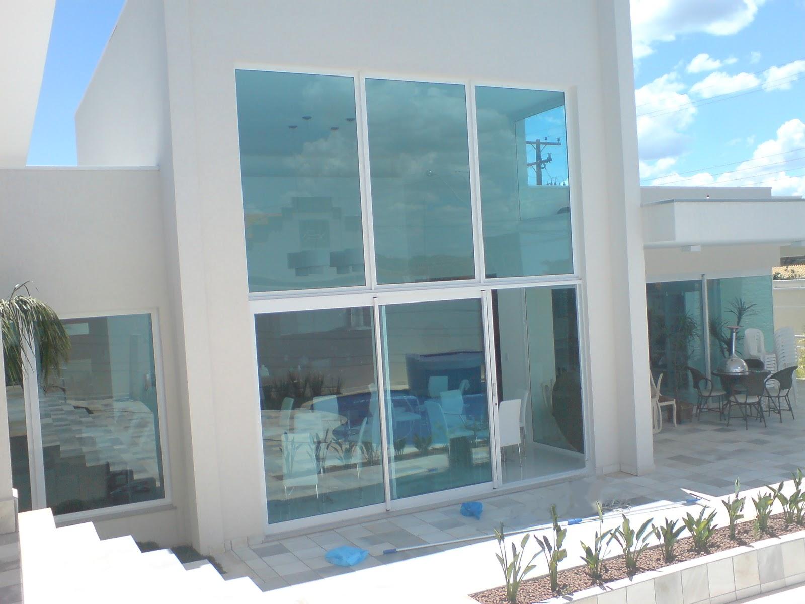 #376F94 São Jorge  Esquadrias de alumínio e Vidraçaria: Esquadrias de  4386 Janela Aluminio Integrada
