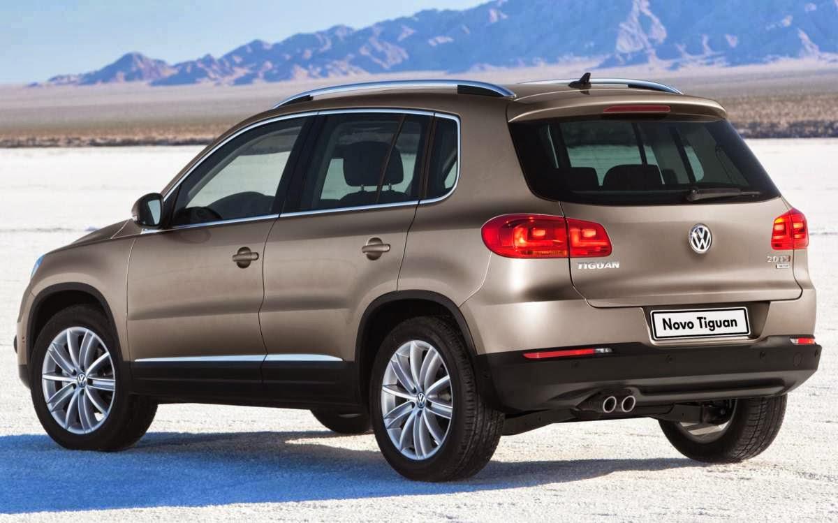 Volkswagen Tigiuan