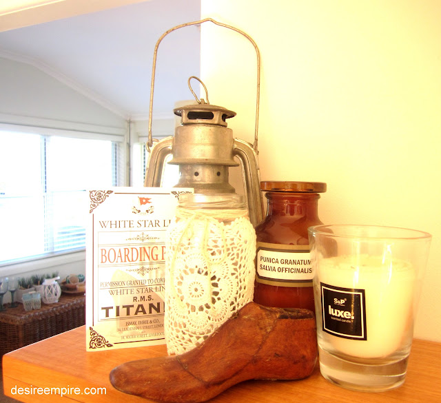 Summer Coastal Styling Ideas for Your Mantel and Porch   Desire Empire