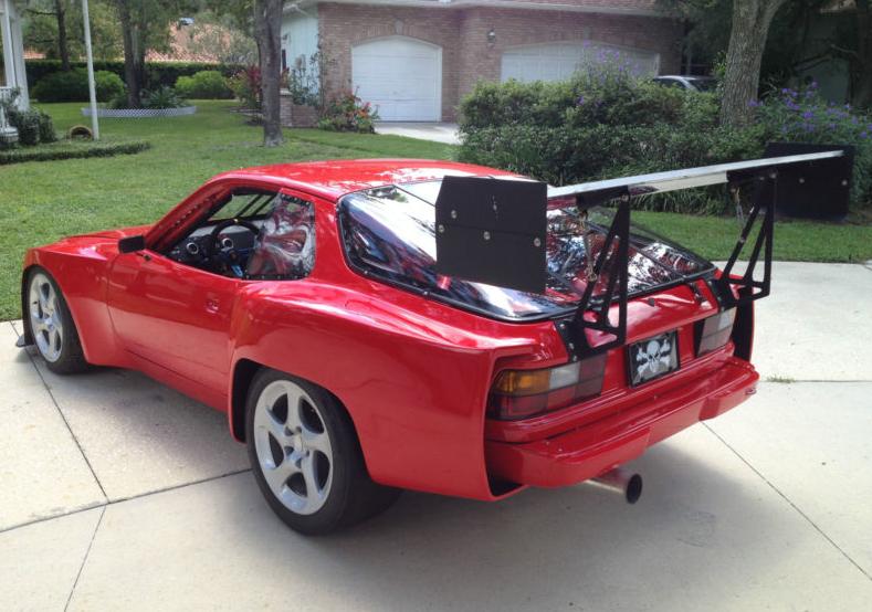 1986 porsche 944 turbo race car � grooshs garage