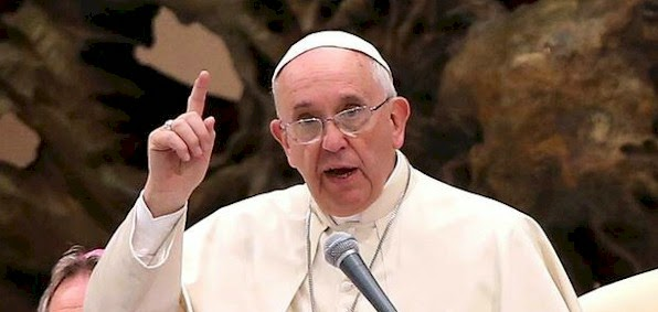 Pope Warns of World War III and says it not time to be proselytizing