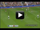 คลิปไฮไลท์ฟุตบอลพรีเมียร์ลีกอังกฤษ 25 ส.ค. 55 | แอสตัน วิลล่า 1 - 3 เอฟเวอร์ตัน