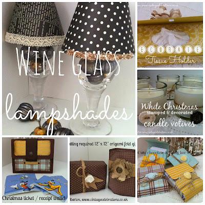 Handmade gifts roundup