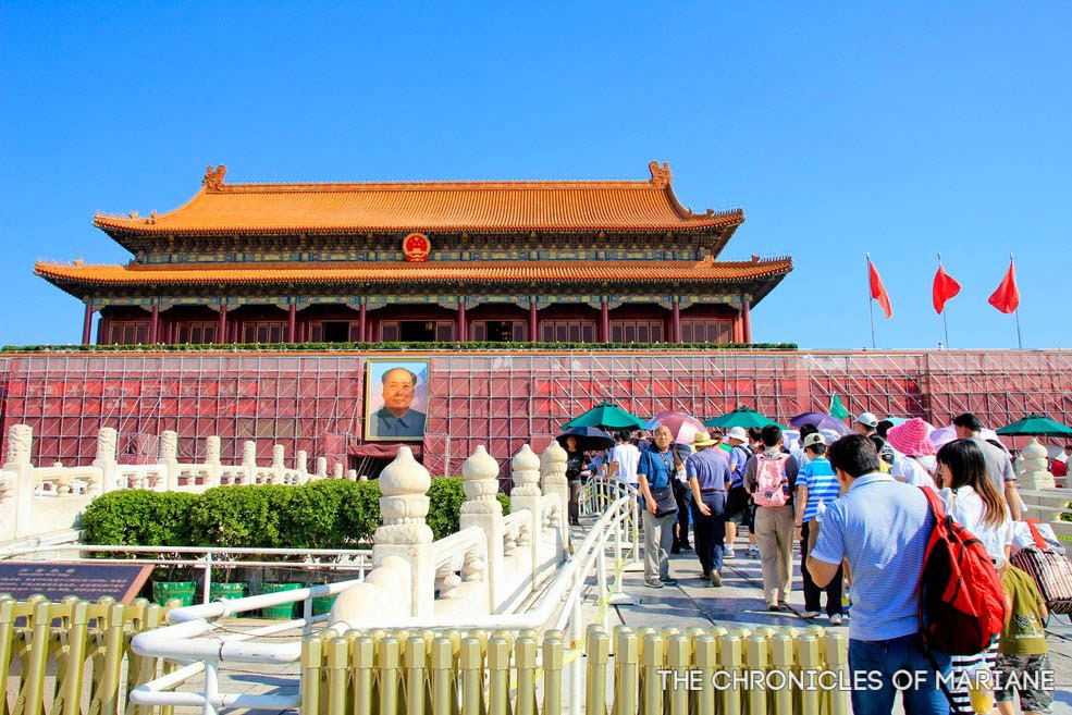 Tiananmen Forbidden City