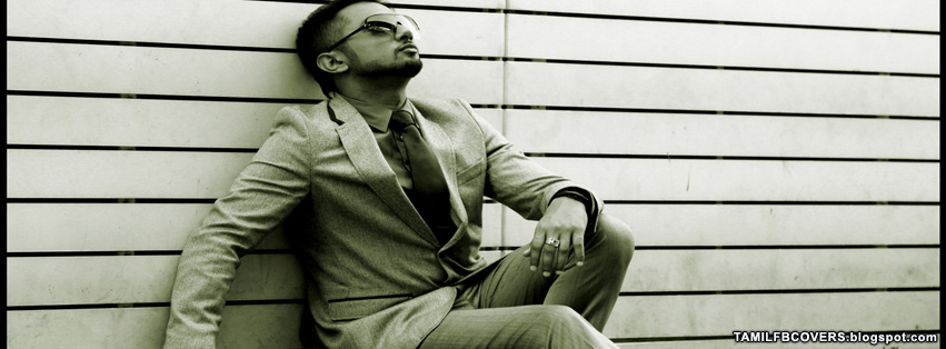 My India FB Covers: Honey Singh - Indian Rapper FB Cover